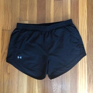 Black Under Amour Shorts